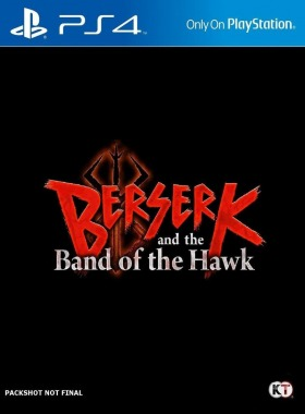 Berserk and The Band of the Hawk sur Playsation 4