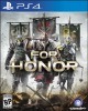 Jaquette de For Honor sur PS4