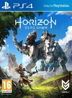 Horizon : Zero Dawn sur Playsation 4