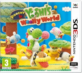 Poochy et Yoshi's Woolly World sur Nintendo 3DS
