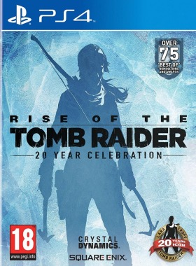 Rise of the Tomb Raider PS4 sur Playsation 4