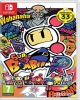 Jaquette de Super Bomberman R sur Switch