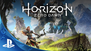 Horizon Zero Dawn sur Playstation 4 | PS4