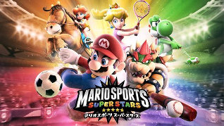 Mario Sports Superstars sur Nintendo 3DS